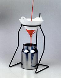 Инструмент для смешивания и фильтрации ЛКМ