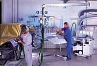Оборудование для обработки поверхности